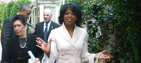 Oprah's Top 7 Tips for Creating the Life You Want