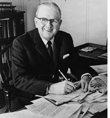 Norman Vincent Peale's Top 10 Positive Pearls of Wisdom