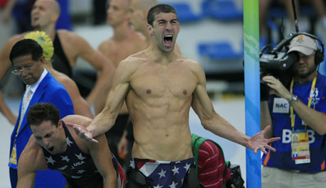 Michael Phelps´ Top 5 Fundamentals for Pulling Off the Impossible
