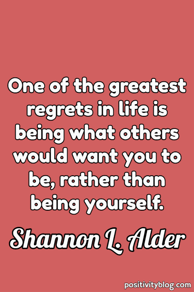 Courage Quote by Shannon L. Alder