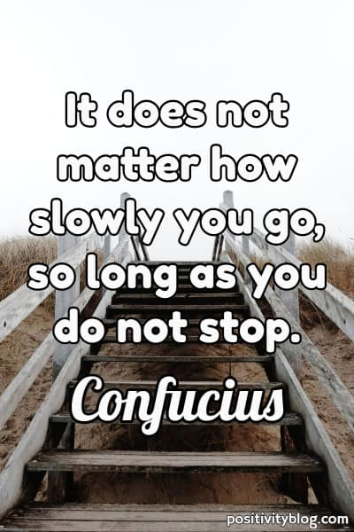 Deep Quote by Confucius