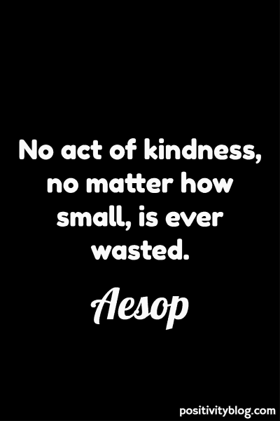 Deep Quote by Aesop