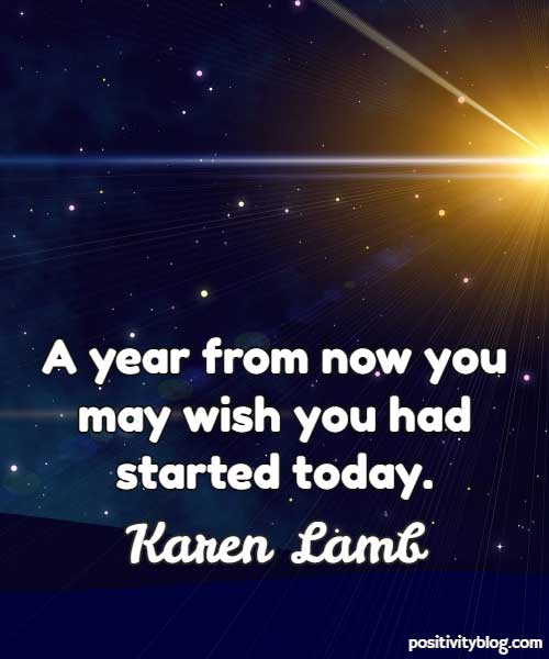 Quotes on Dreams by Karen Lamb