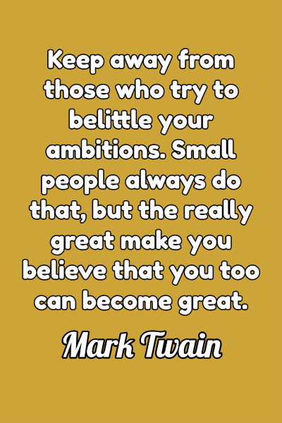 Friendship Quote by Mark Twain