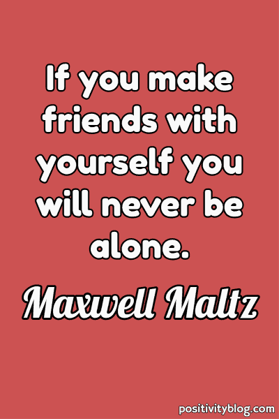 Good Morning Quote by Maxwell Maltz