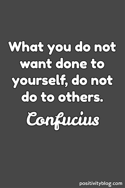 Happiness Quote by Confucius