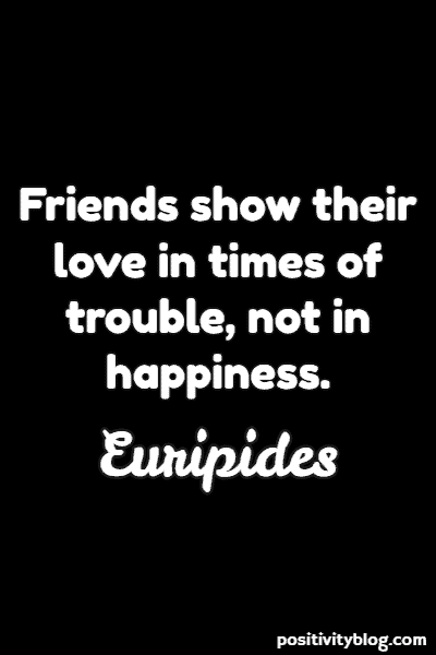 Love Quote by Euripides