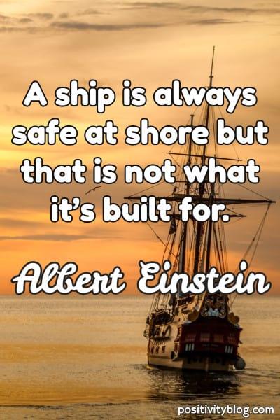 Monday Motivation Quote by Albert Einstein