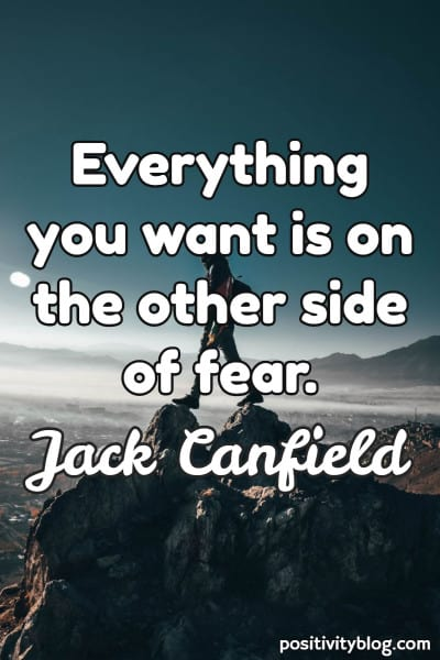 Monday Motivation Quote by Jack Canfield