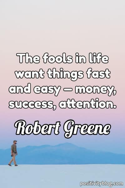 Money and Wealth Quote by Robert Greene