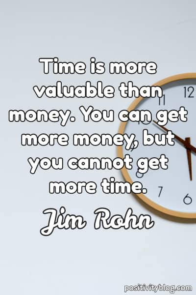 Money and Wealth Quote by Jim Rohn