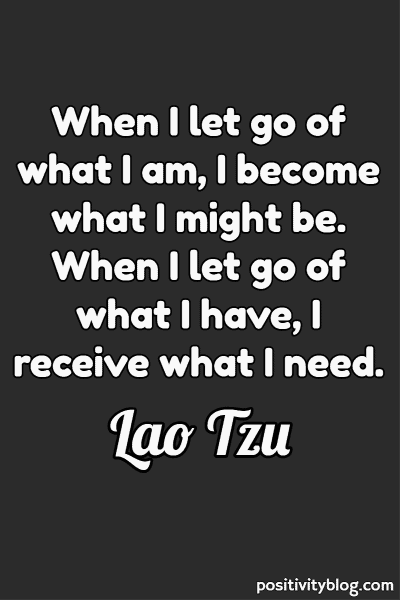 Moving Forward Quote by Lao Tzu
