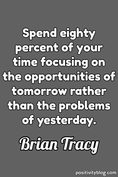 Never Give Up Quotes by Brian Tracy