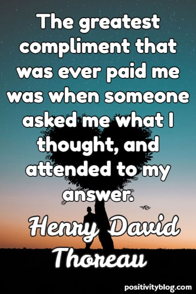 Relationship Quote by Henry David Thoreau