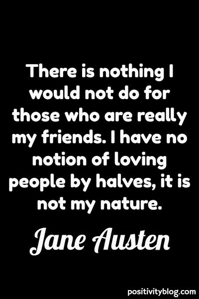 Relationship Quote by Jane Austen