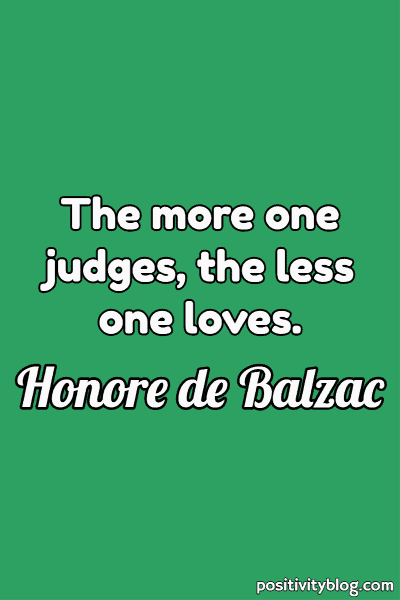 Short Quotes by Honore de Balzac