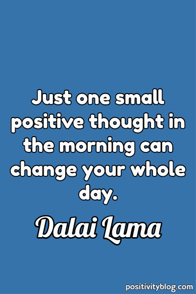 Short Quotes by Dalai Lama