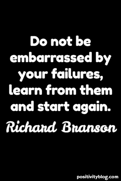 Short Quotes by Richard Branson