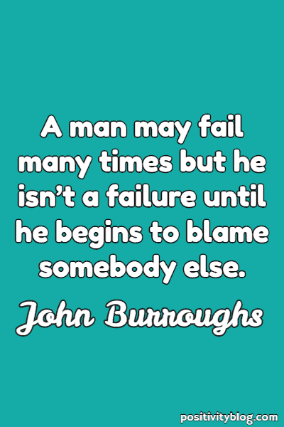 Stay Strong Quotes by John Burroughs