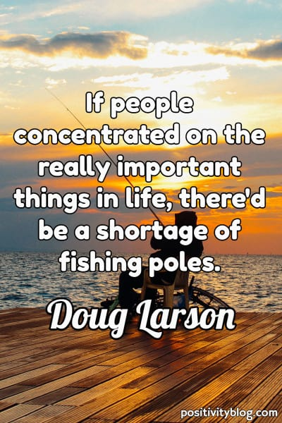 Quote on Stress by Doug Larson