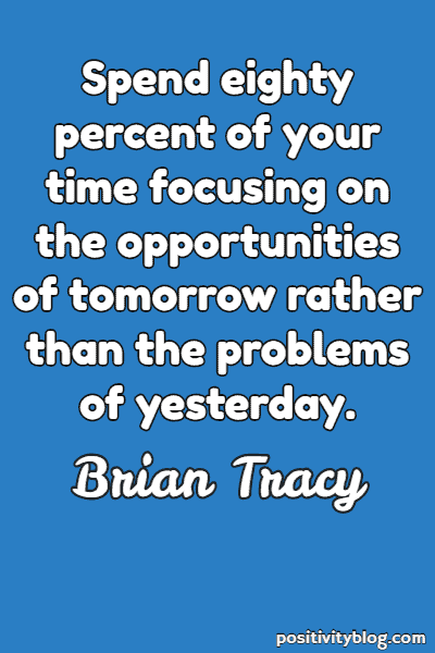 Success Quote by Brian Tracy
